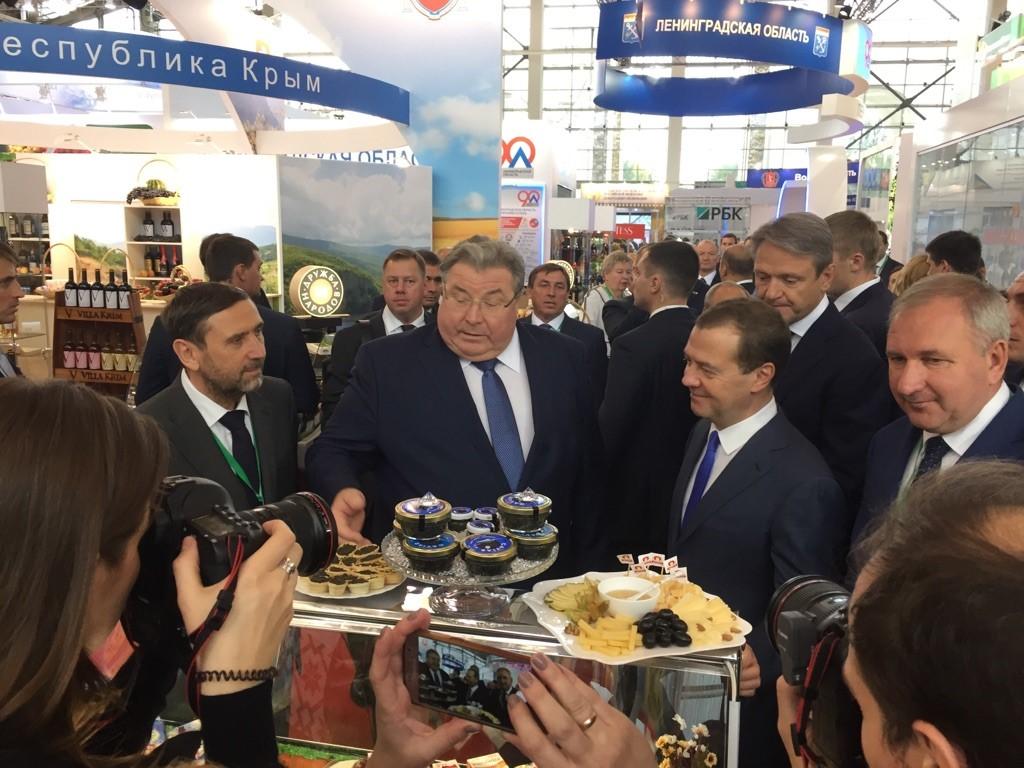 Президент «Талины» принял участие в церемонии открытия ,,Золотой осени,,