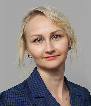 Марина Ивановна Маркина