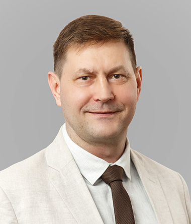 Сергей Павлович БОЛУШЕВ